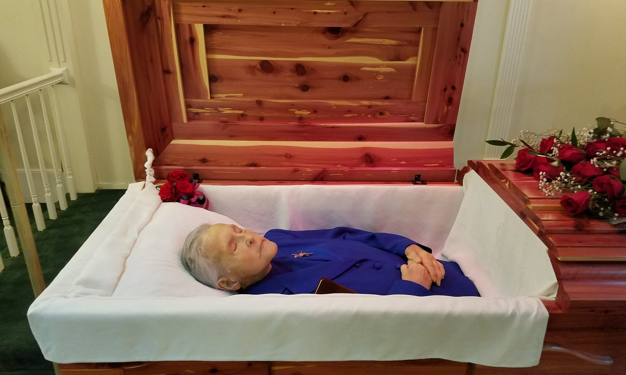 Grandma Huneycutt